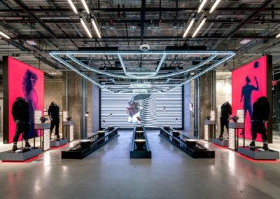 Adidas shop – NYC