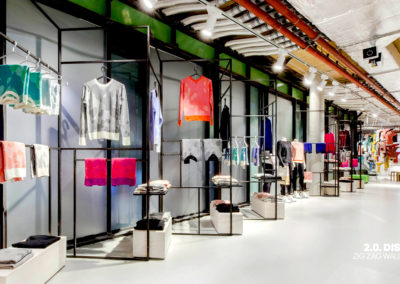 Adidas – Knit For You Concept store Berlin